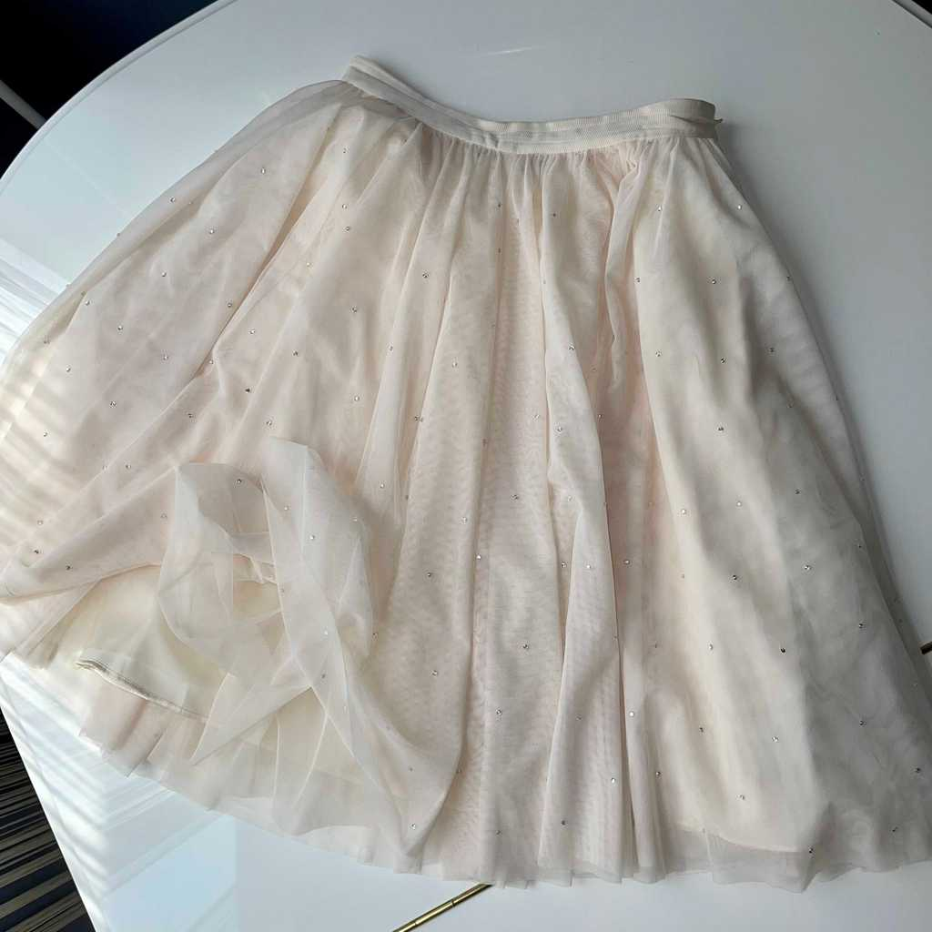 """Ted Baker """"Odella"""" Embelished Tulle Skirt"""