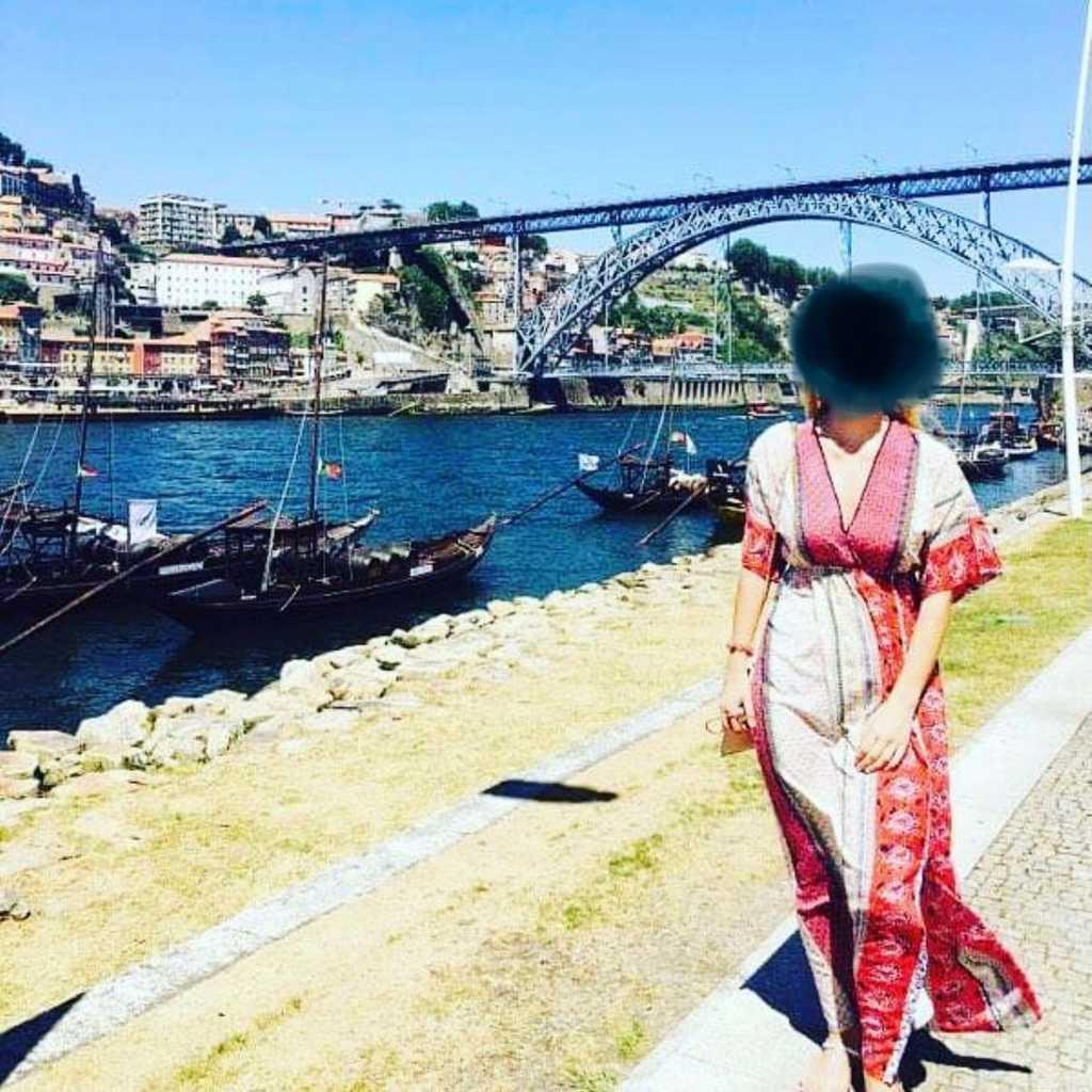 Boho maxi dress perfect condition size M